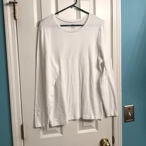 Old Navy Fitted Crew Neck Tee